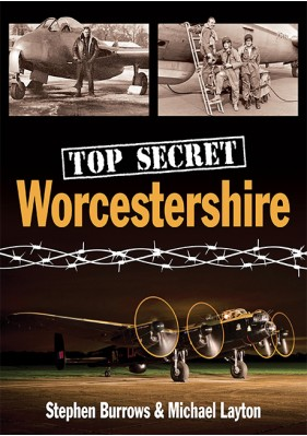 The history of Malvern, RAF Defford, Pershore Airfield and The Cold War in Worcestershire