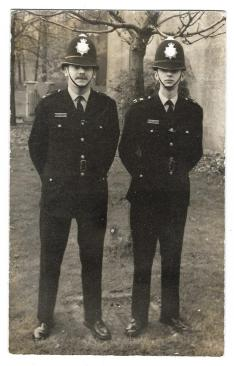 Picture of me in uniform 1971 - Scan