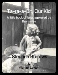 Tara A Bit Our Kid - Updated front cover