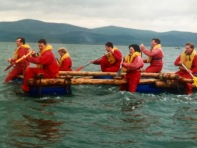 The Noble Cause - 6 Raft