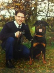 Walsall's Front Line - PC Richards and jake