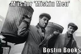 M Miskin