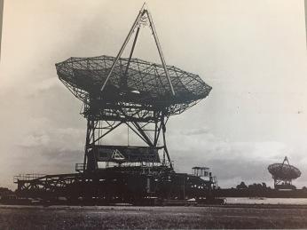 Defford Radio Telescope