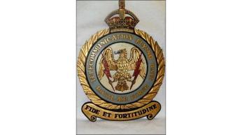 RAF Defford - Crest