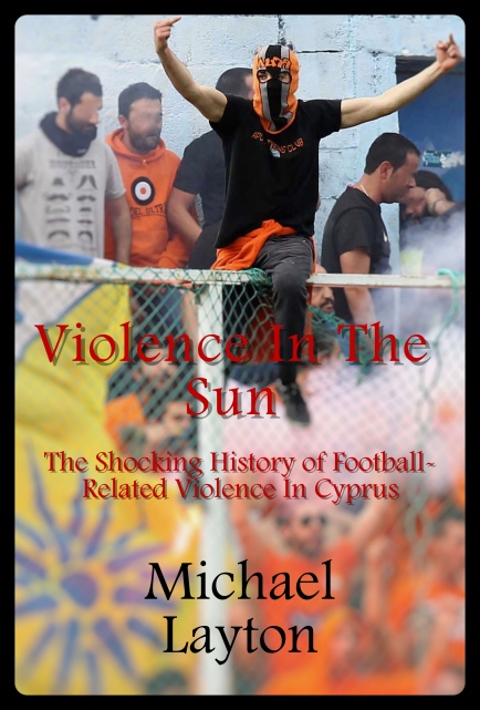 Violence in the Sun -Cover 2