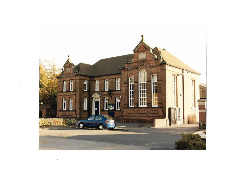 Walsall's Front Line - Bloxwich Police Station Scan