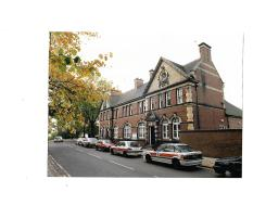 Walsall's Front Line - Darlaston Police Station Scan