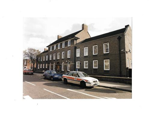 Walsall's Front Line - Willenhall Police Station Scan