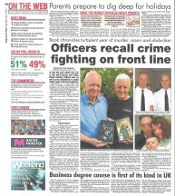 walsalls front line - express & star july 17 -volume one