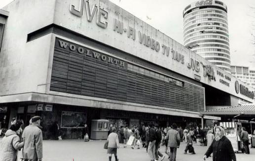 Birminghams Front Line -Outdoor Market
