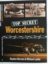Top Secret Worcestershire - Front Cover