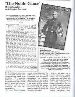 The Noble Cause - Carl Chinn article -(1)Scan