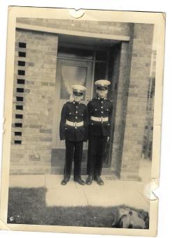 Marine Cadets - 60s.