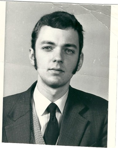 ML as a CID officer in the 70s