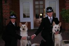 Police Dog Heroes - Cathy Trunley nine