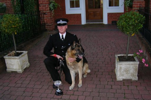 Police Dog Heroes - Cathy Trunley seven