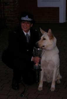Police Dog Heroes - Cathy Trunley ten