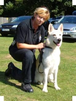 Police Dog Heroes - Cathy Trunley twelve