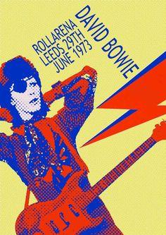 Bowie Leeds 29 June 73