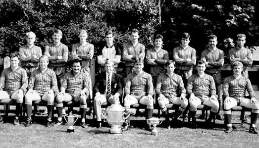 190 - football team 1988 PAA Cup Final_A Fotor