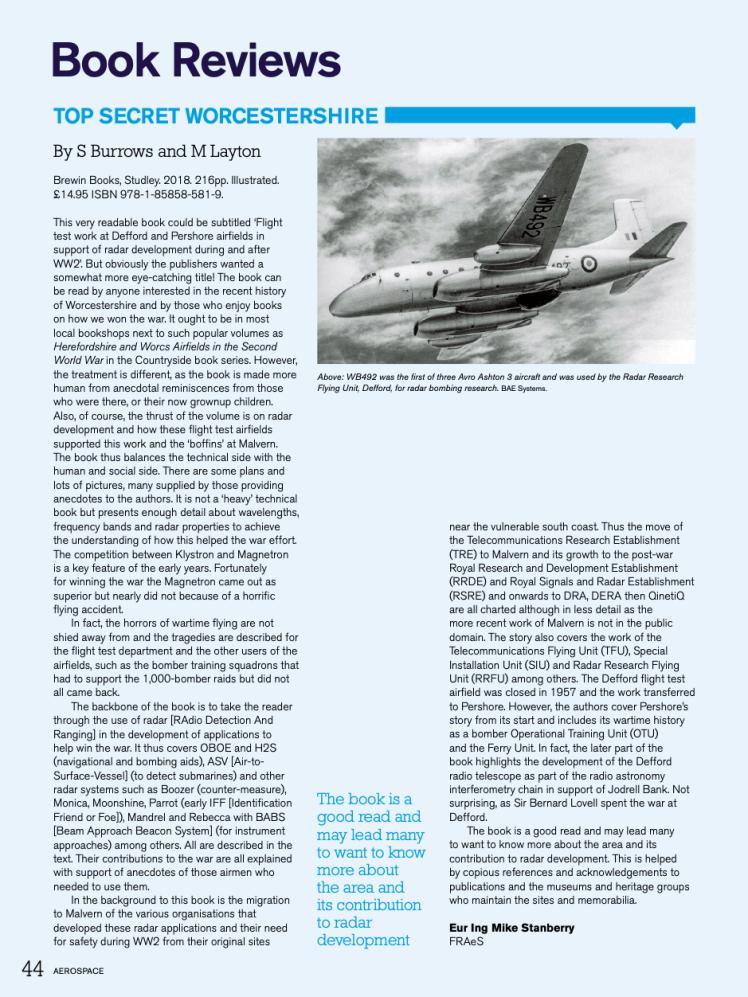 Aerospace review